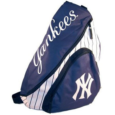New York Yankees Slingback Messenger Backpack by Concept One