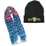 Scarves and Winter Hats