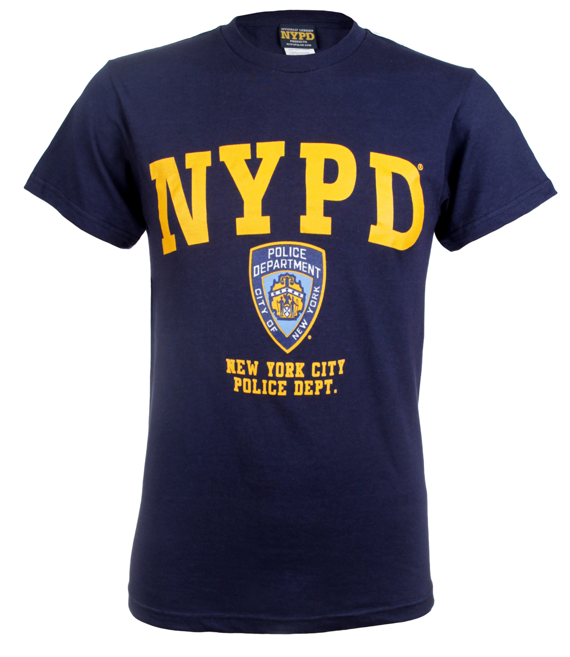 Image gallery nypd t shirt