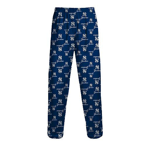 College Concepts NY Yankees Youth Flannel Pajama Pants