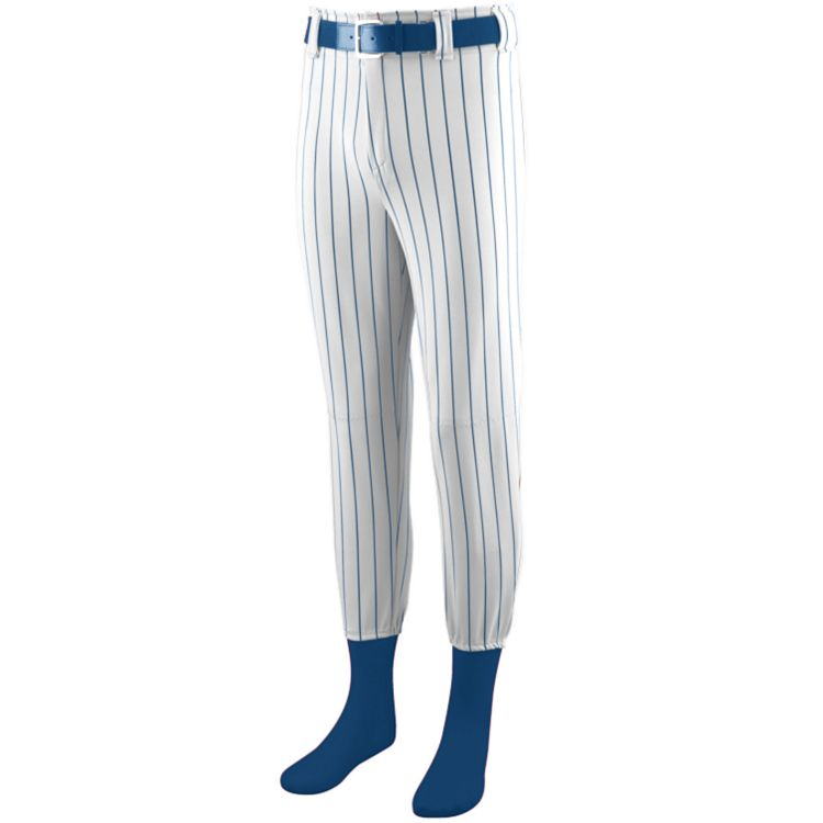 Youth Pinstripe Baseball Pants